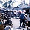 It was market day.