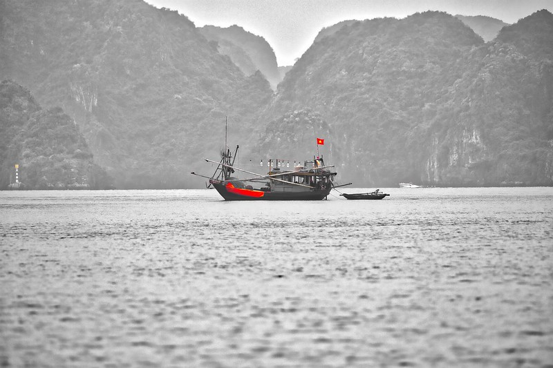 Fishing Boat -  0023