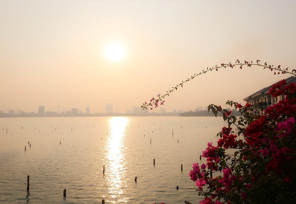 Hanoi - Sunset 0013