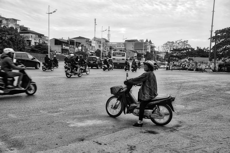 Hanoi - Traffic 0017