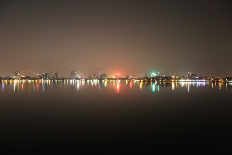Hanoi Night Lights - 002