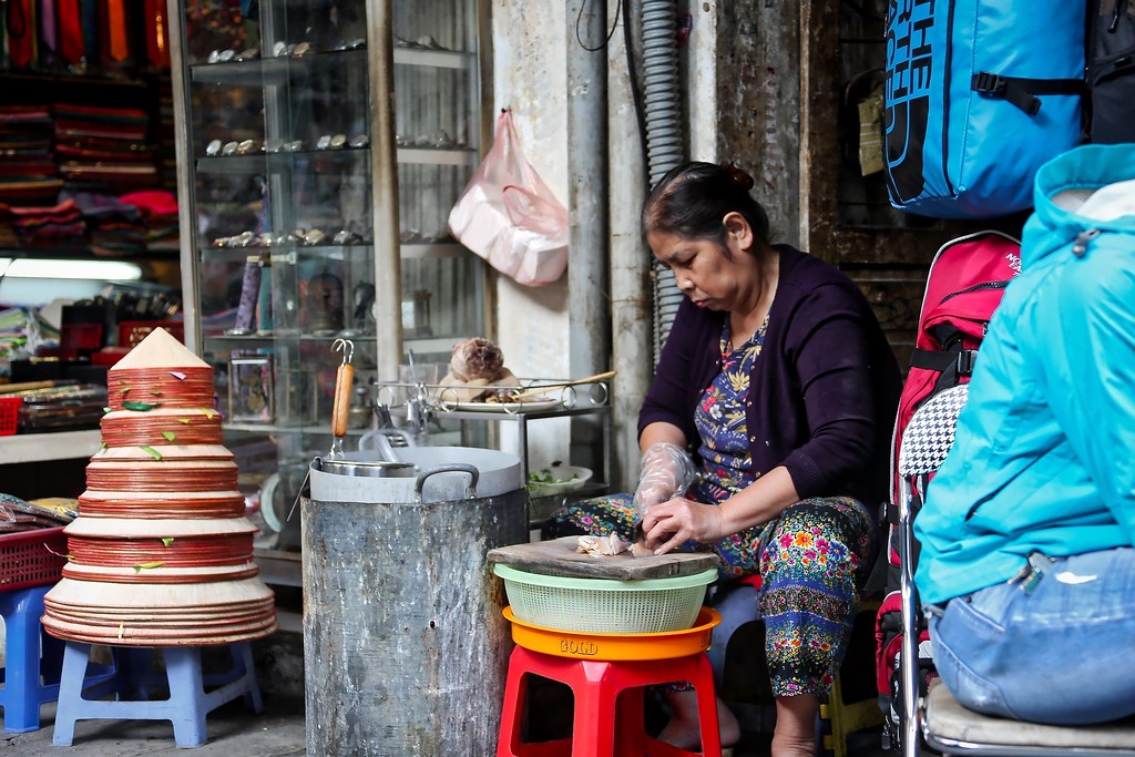 Hungry?- Hanoi