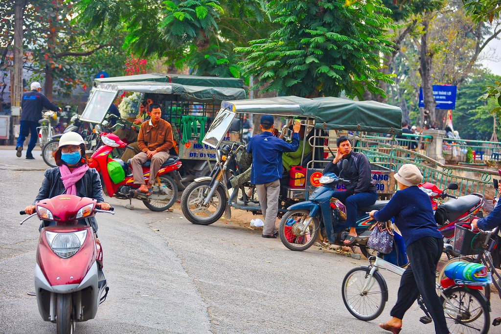 Hanoi Traffic - 0018