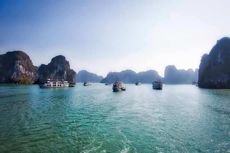 Ha Long Bay - 0025