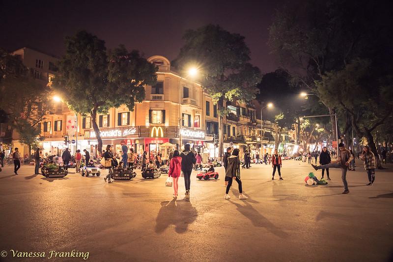 Hanoi McDonal's