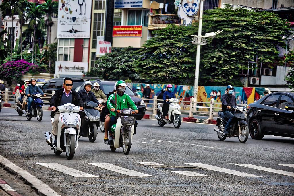 Hanoi Streets - 0019