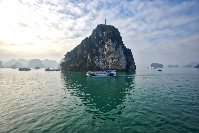 Ti Top Beach - Ha Long Bay 001
