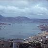 A sweep of Hong Kong harbor from Magazine Gap.