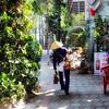 Hanoi - Street Vendor 0016