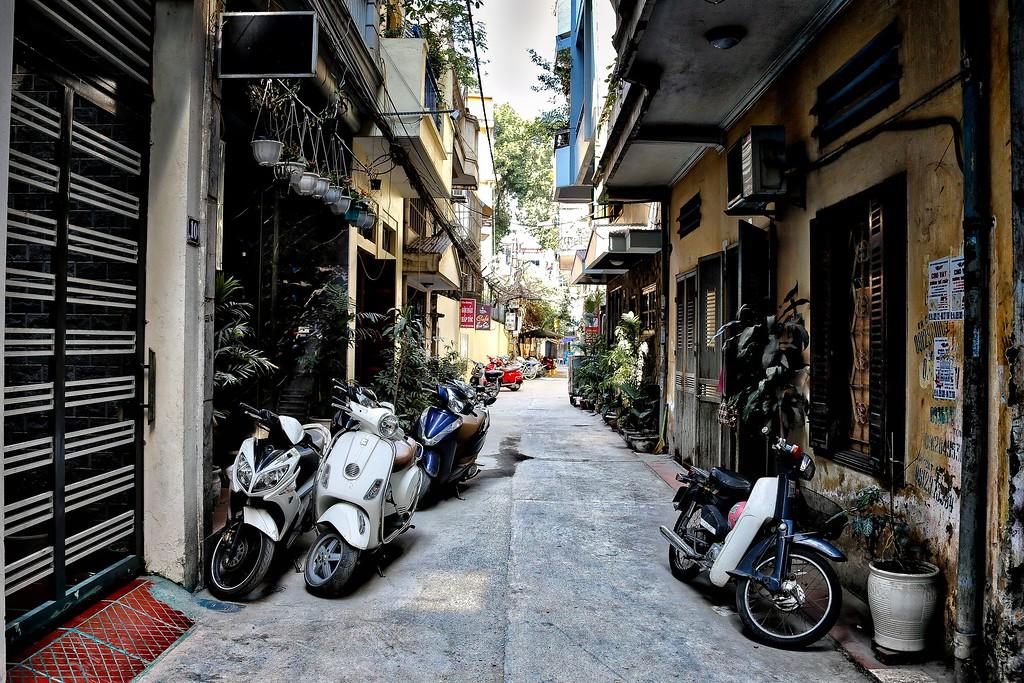 Hanoi - Back Street 0014