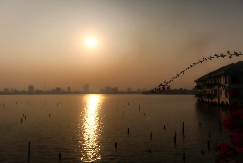 Hanoi - Sunset 0012