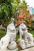Stone sculptures near the Marble Mountains south of Da Nang, Vietnam, Asia.