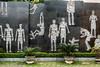 The Hỏa Lò Prison, Hanoi Hilton Museum in Hanoi, Vietnam, Asia.