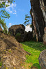 Rock gardens on Ham Rong Mountain, Sapa, Vietnam, Asia.