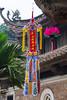 Architecture at the Tay Phuong Pagoda near Hanoi, Vietnam, Asia.