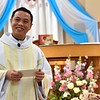 Fr. Joseph Quang says thank you for the birthday greetings