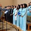 The Vietnamese choir