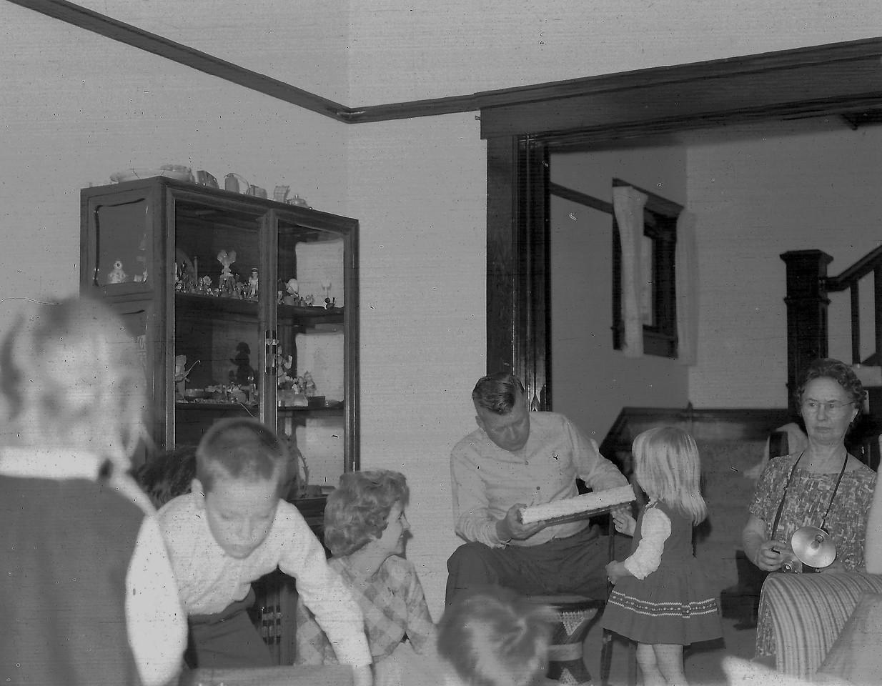 Christmas in Eugene, 1965?