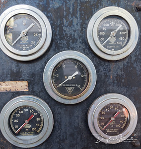 Power Plant Gauges