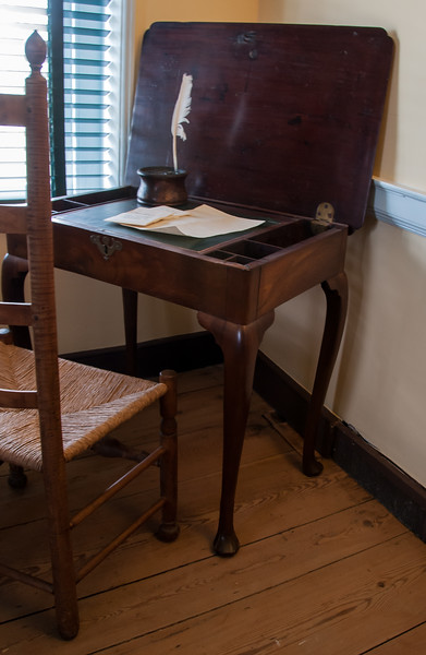 Dickinson's Writing Desk