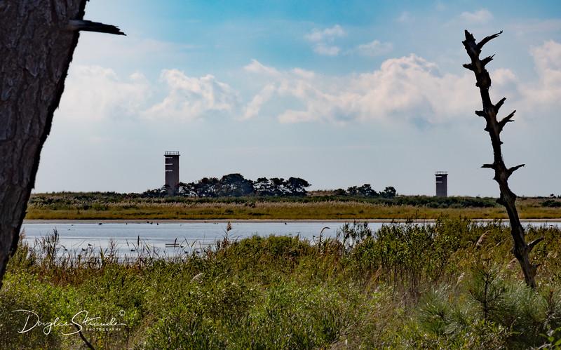 Observation Towers beyond Gordon's Pond
