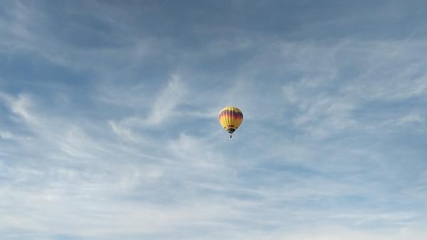 New Mexico Balloon Ride 2018