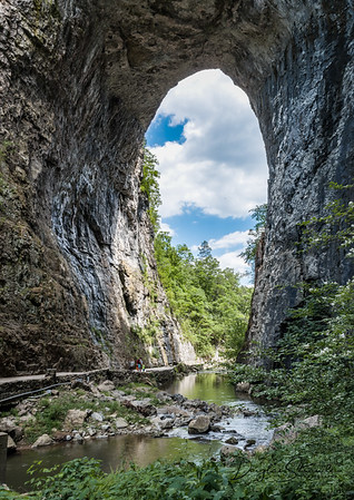 Natural Bridge State Park, VA