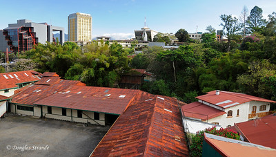 SanJose:  Stables and Highrises