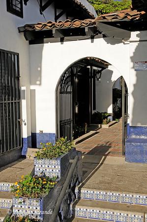 SanJose:  El Pueblo Entrance