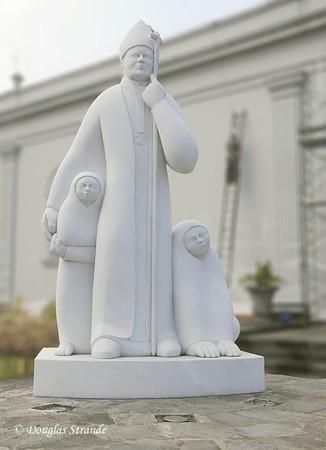 SanJose:  Jimenez Deredia Sculpture