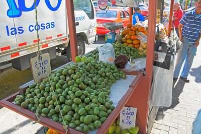 SanJose:  Fruit Vendor