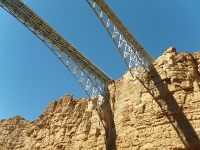 Bridges over Colorado River