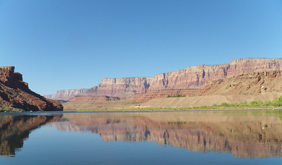 Lee's Ferry, river mile 0, Marble Canyon, AZ