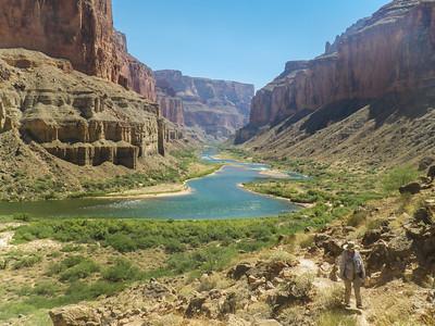 Nankoweap Canyon near Graneries, Grand Canyon