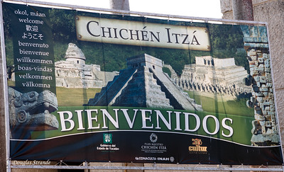 Welcome to Chichen Itza