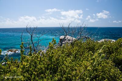 Punta Sur view