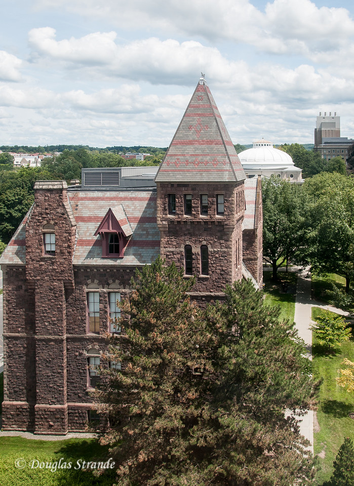 On the Cornell Campus