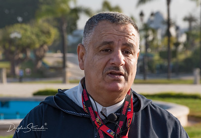Tour Director, Mohamed