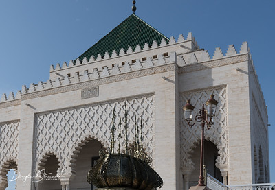 Mausoleum of Mohamed V