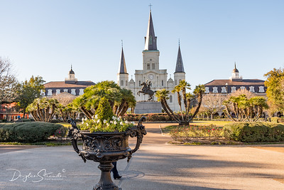 St Louis Cathedral