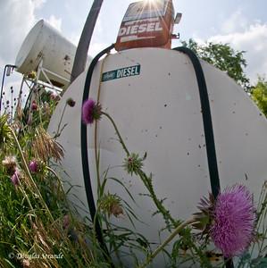 2011   Diesel fuel tanks