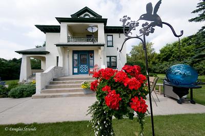 2011   Brad's & Mary's farmhouse