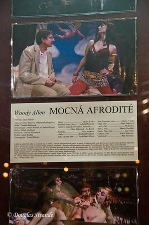 Woody Allen, Czech style