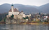 Schonbuhel Castle on the Danube in the Wachau Valley