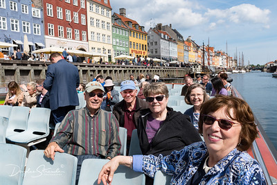 All Aboard at Nyhavn (New Harbour)
