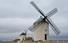 Wed 3/09 in La Mancha: Windmills of Don Quixote fame