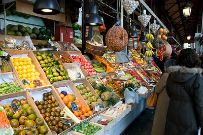 Sat 3/05 in Madrid: Mercado de San Miguel