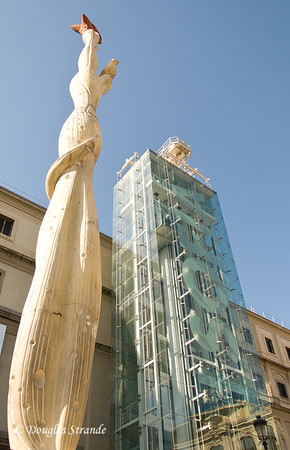 Mon 3/07 in Madrid: Reina Sofia museum