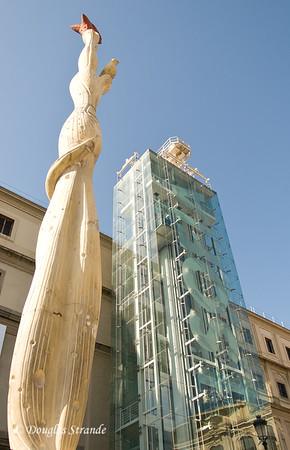 Mon 3/07 in Madrid: Reina Sofia museum