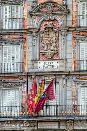 Sat 3/05 in Madrid: Plaza Mayor